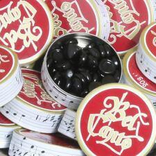 Joris Bel Canto Dur Réglisse Bonbons x 5 Tins - 20 g dans chaque AMT