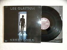 "LP LEE CLAYTON ""Naked Child"" CAPITOL 2S 068-85.880 FRANCE µ"