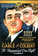 It Happened One Night - Clark Gable Claudette Colbert (NEW) Great Classic DVD