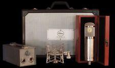 New Peluso 2247 SE Standard Edition Microphone Mic w/PSU | Atlas Pro Audio