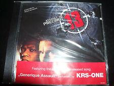 Assault O Precinct 13 Original Film Score Soundtrack CD - New