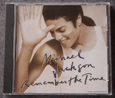 Michael Jackson, remember the time, Maxi CD USA