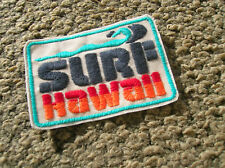 vintage 1960s surf Hawaii surfboard jacket patch surfing surfer longboard neat