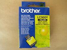 Cartuccia BROTHER LC 900Y Originale  ( Giallo, Serie In Descrizione...)