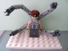 LEGO Spider-Man Minifig spd016 @@ Dr. Octavious (Octavius) / Doc Ock 4857