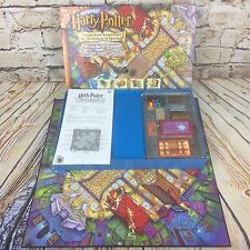 Mint Condition HARRY POTTER DIAGON ALLEY BOARD GAME 100% COMPLETE Mattel