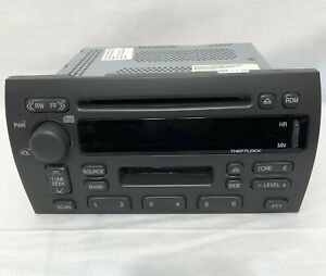 OEM 2000-2005 Cadillac Deville Radio Cassette player FM AM CD