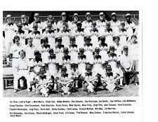 1979 CHICAGO WHITE SOX TEAM 8X10 PHOTO TORRES  ORTA   BASEBALL ILLINOIS