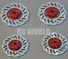 1/10  Aluminum SCALE DISK ROTORS For RC Car Truck  DRIFT CAR SCALE ACCESSORIES