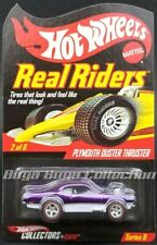 Hot Wheels RLC Real Riders Series 8 Plymouth Duster Thruster