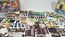 SPACE HULK Board Game + Genestealer + Deathwing + LOADS of EXTRAS [ENG,1989]