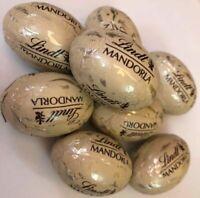 Lindt Mandorla 72 Kugeln Vollmilch Schokolade mit Mandel Füllung und Mandel 1 kg
