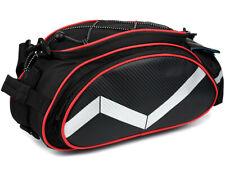 Fahrradtasche Fahrrad Bike Multifunktional Gepäcktasche -träger Satteltasche