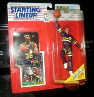 Starting Lineup Karl Malone sports figure 1993 Kenner SLU Jazz
