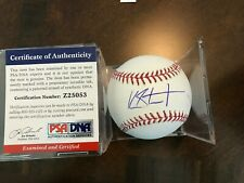 Kohl Stewart Autograph ROMLB Baseball JSA Sig Debut COA Twins 3 Avail
