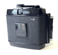 [ EXC+++++ light seal replaced ] Mamiya RB67 Pro S 120 Film Back Holder JAPAN