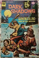 Dark Shadows #33 1975 Whitman Comic