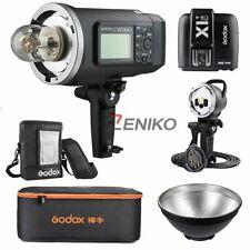 Godox AD600BM HSS Manual Flash + X1T-C + AD-H600B Flash Head + PB-600 Bag +Case