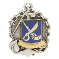 Insigne de béret neuve des Fusiliers Marins - Marine Nationale