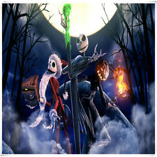 500pcs The Nightmare Before Christmas Jack Skellington Jigsaw Puzzle Gift