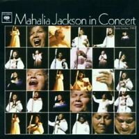 "MAHALIA JACKSON ""MAHALIA JACKSON IN CONCERT..."" CD NEU"