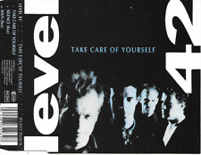LEVEL 42 - Take care of yourself CD SINGLE 3TR Europe 1989 (Polydor)