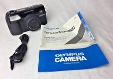 Olympus SuperZoom 2800 Film Camera Japan A