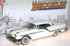 Brooklin BRK 175, 1957 Oldsmobile Super 88 2-Door Holiday, Victoria white, 1/43