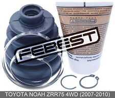 Boot Inner Cv Joint Kit 64X88X18 For Toyota Noah Zrr75 4Wd (2007-2010)