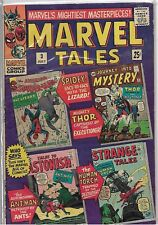 Marvel Tales #3 Marvel Silver Age Comic FN+/VF- (Spider-Man/Thor/Ant-Man/Torch)