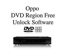 Oppo BDP-83, BDP-95, BDP-103/D, BDP-105/D, UDP-205, UDP-203 DVD Region Free Kit