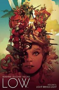 Low by Rick Remender Volume 5 Light Brings Light TPB Softcover Graphic Novel