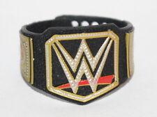 WWE World Championship Belt Action Figure Mattel New Logo