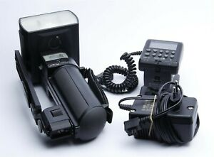 Metz Mecablitz 50 MZ-5 MZ5 SCA 343 and 3401 M Nikon Adapter 220 Volt Charger