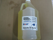 1 GALLON OF MOBIL VELOCITE SPINDLE OIL #10 BRIDGEPORT MILL