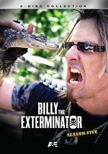 NEW Billy the Exterminator: Season 5 (DVD)