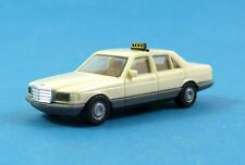 Herpa MB Mercedes-Benz 280 S - 500 SE Taxi 1:87 H0