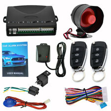 Sistema de alarma seguridad inmovilizador Bloqueo central control remoto coche