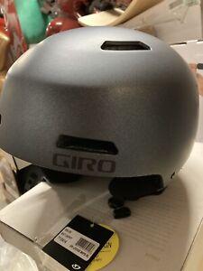 ! Giro Ledge MIPS Adult XL Snow Ski Snowboarding Helmet Matte Graphite