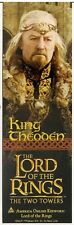 """King Theoden / Samwise"" Lord of the Rings - The Two Towers 2-Sided Bookmark"