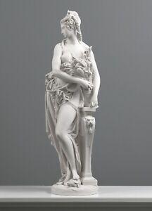 Harvest Goddess Statue - Ceres & Demeter - Classic Marble Sculpture - (Autumn)