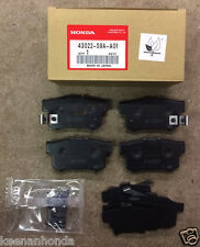 Genuine OEM Honda Civic 3dr Hatch Si Rear Brake Pad Set 2002 - 2005 Brakes Pads