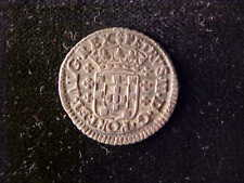 PORTUGAL 50 REIS ND PETER II, KM135 VF