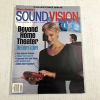 Sound & Vision Audio Video Audiophile Magazine January 2000 M1