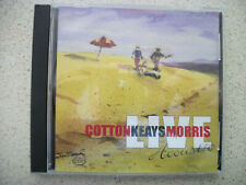 Cotton Keays Morris: Live and Acoustic