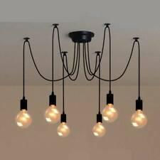 Industrie Vintage Lampe Retro Deckenlampe Pendelleuchte Kronleuchter E27 Edison