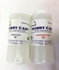 HOBBY-CAST CRYSTAL CLEAR TABLE TOP BAR EPOXY RESIN - 32 OZ Kit