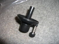 """New High Hat Cymbal Stand Seat-Fits Vintage & Modern Hi Hat 3/4"""" or 1"""" Post."""