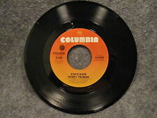 "45 RPM 7"" Record Chicago Harry Truman & Till We Meet Again 1975 Columbia 3-10092"