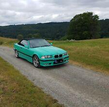 BMW M3 Cabrio 321PS